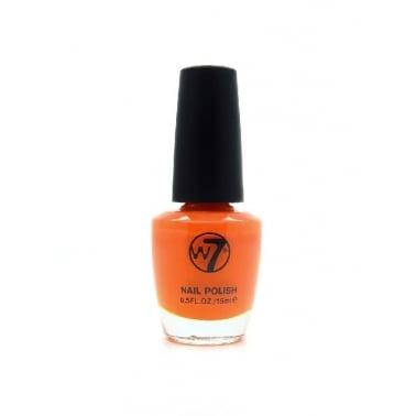 W7 Cosmetics Nail Polish - 11 Orange Cream