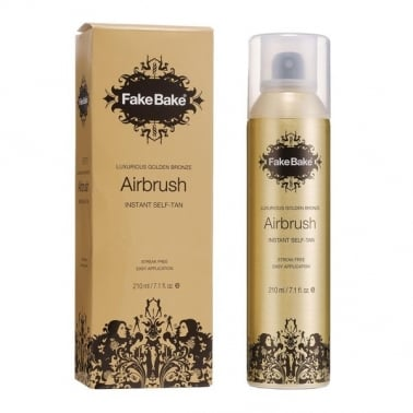 Fake Bake Airbrush Instant Self tan 210ml.