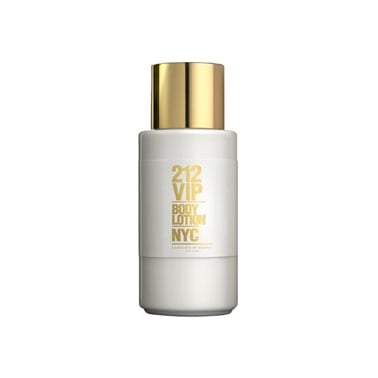 Carolina Herrera 212 VIP For Women - 200ml Perfumed Body Lotion.