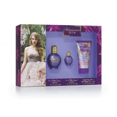 Wonderstruck By Taylor Swift - 30ml Perfume Gift Set.