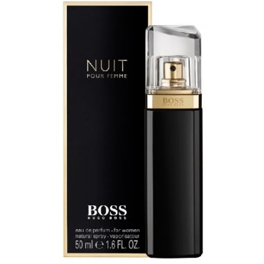 Hugo Boss Nuit Pour Femme - 75ml Eau De Parfum Spray.