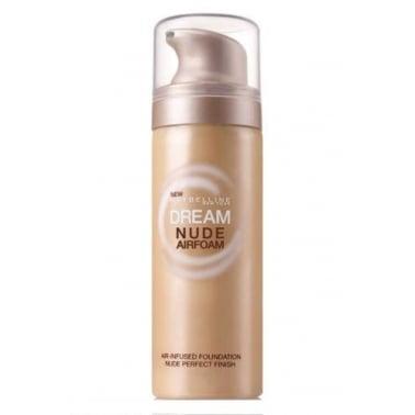 Maybelline Dream Nude Airfoam Foundation - 040 Fawn