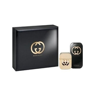 Gucci Guilty For Her - 50ml Gift Set with Body Lotion