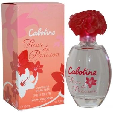 Gres Cabotine Fleur de Passion - 100ml Eau De Toilette Spray.