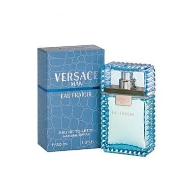 Versace Man Eau Fraiche - 30ml Eau De Toilette Spray