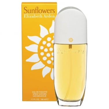 Elizabeth Arden Sunflowers - 10ml Eau De Toilette Purse Spray