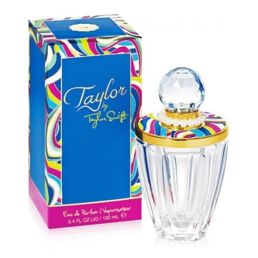 Taylor By Taylor Swift - 100ml Eau De Parfum Spray.