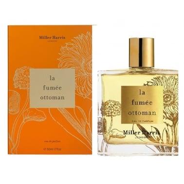 Miller Harris La Fumee Ottoman Unisex - 100ml Eau De Parfum Spray.