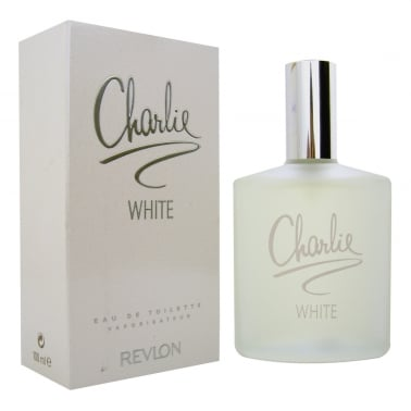 Charlie White - 100ml Eau De Toilette Spray.