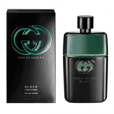 Gucci Guilty Black Pour Homme - 90ml Eau De Toilette Spray