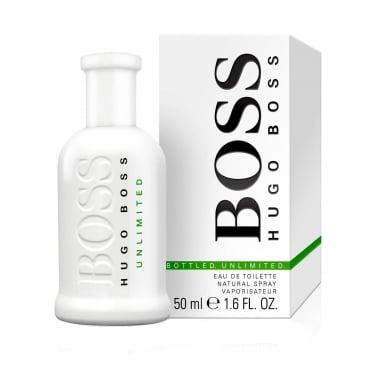 Hugo Boss Bottled Unlimited - 100ml Eau De Toilette Spray.