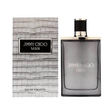 Jimmy Choo Man - 100ml Eau De Toilette Spray.