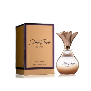 Cheryl Cole Storm Flower - 100ml Eau De Parfum Spray.