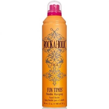 Tigi Rockaholic Fun Times Flexible Hairspray 400ml