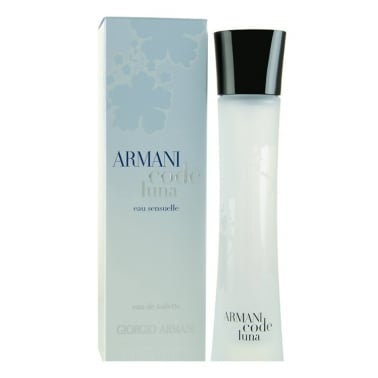 Giorgio Armani Code Luna Eau Sensuelle - 50ml Eau De Toilette Spray.