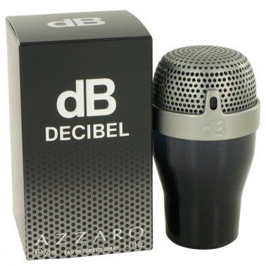 Azzaro Decibel - 25ml Eau De Toilette Spray.