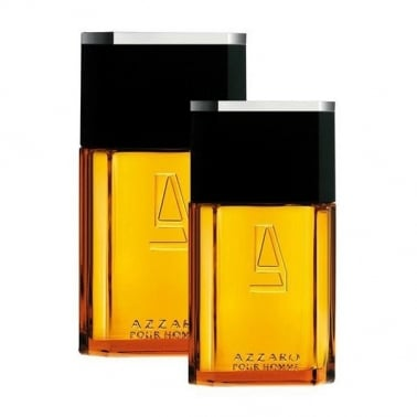 Azzaro Pour Homme Duo Pack 2 x 30ml Eau De Toilette Spray.