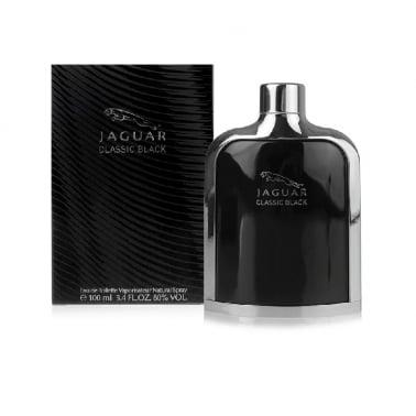 Jaguar Classic Black 100ml Eau De Toilette Spray.