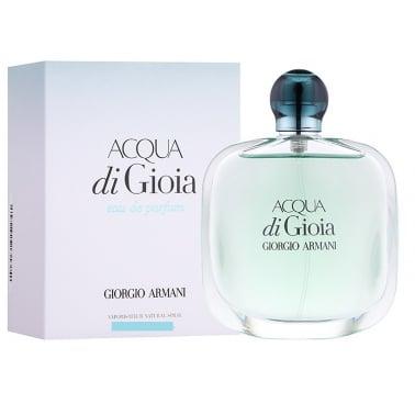 Giorgio Armani Acqua Di Gioia - 50ml Eau De Parfum Spray.