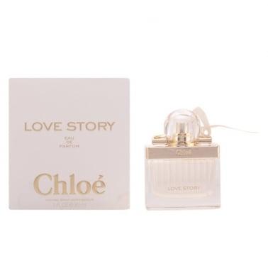 Chloe Love Story - 30ml Eau De Parfum Spray.