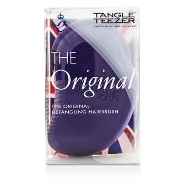 Tangle Teezer Original Detangling Hairbrush Plum Delicious