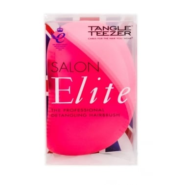 Tangle Teezer Salon Elite The Professional Detangling Hairbrush Dolly Pink
