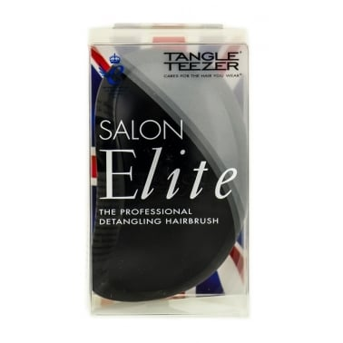 Tangle Teezer Salon Elite The Professional Detangling Hairbrush Midnight Black