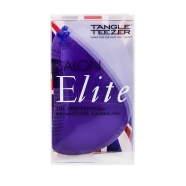 Tangle Teezer Salon Elite The Professional Detangling Hairbrush Purple Crush
