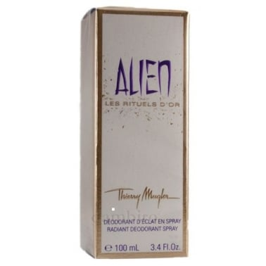 Thierry Mugler Alien - 100ml Perfumed Deodorant Spray.
