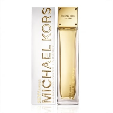 Michael Kors Sexy Amber - 100ml Eau De Parfum Spray.