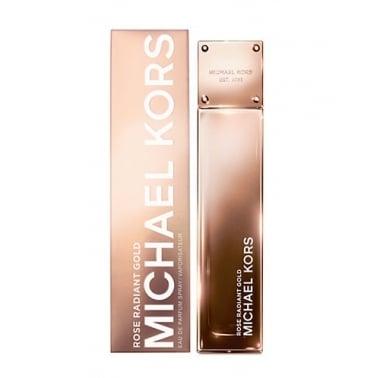 Michael Kors Rose Radiant Gold - 100ml Eau De Parfum Spray.