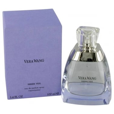 Vera Wang Sheer Veil - 100ml Eau De Parfum Spray.