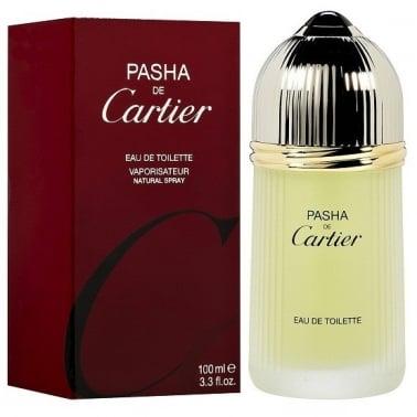 Cartier Pasha De Cartier Pour Homme - 100ml Eau De Toilette Spray.