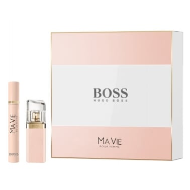 Hugo Boss Ma Vie - 30ml EDP Gift Set With Purse Spray