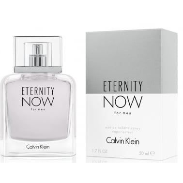 Calvin Klein Eternity Now For Men - 50ml Eau De Toilette Spray.