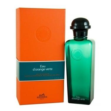 Hermes Eau d'orange Verte - 200ml Eau De Cologne Spray.