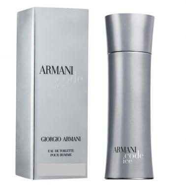 Giorgio Armani Code Ice For Men - 50ml Eau De Toilette Spray.
