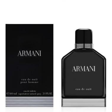 Giorgio Armani eau de nuit Pour Homme - 50ml Eau De Toilette Spray.