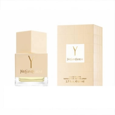 Yves Saint Laurent Heritage Collection Y - 80ml Eau De Toilette Spray.