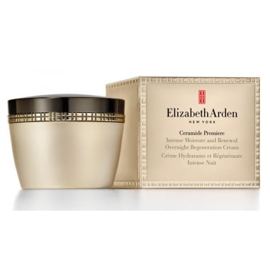 Elizabeth Arden Ceramide Premiere Intense Moisture and Renewal Overnight Cream
