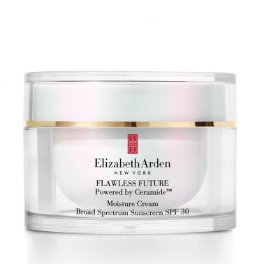 Elizabeth Arden Flawless Future Powered By Ceramide Moisture Cream SPF30 - 50ml.