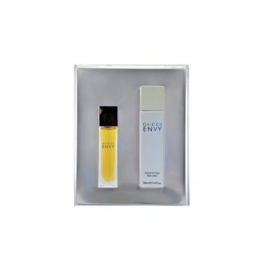 Gucci Envy -  Gift Set 50ml Eau De Toilette, DAMAGED BOX.
