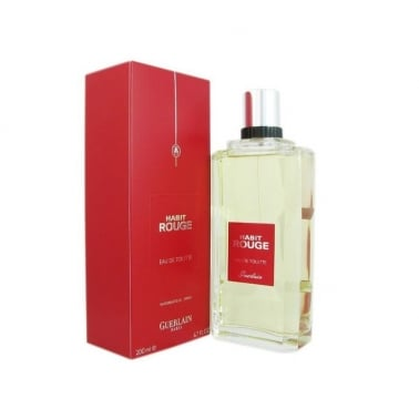 Guerlain Habit Rouge - 200ml Eau De Toilette Spray