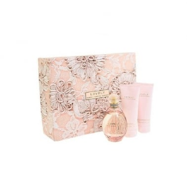 Sarah Jessica Parker Lovely - 30ml EDP Gift Set, DAMAGED BOX.