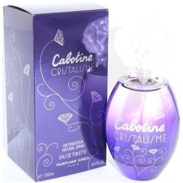 Gres Cabotine Cristalisme - 50ml Eau De Toilette Spray.