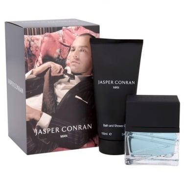 Jasper Conran Man - 40ml EDT Gift Set With 100ml Shower gel.
