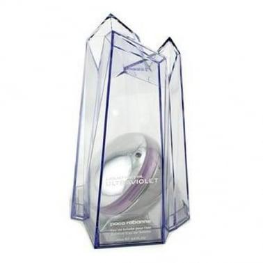 Paco Rabanne Ultraviolet Liquid Metal Pour Femme - 80ml Eau De Toilette Spray.
