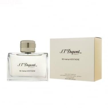 S.T Dupont 58 Avenue Montaigne - 30ml Eau De Parfum Spray.