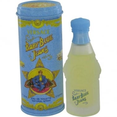 Versace Baby Blue Jeans - 50ml Eau De Toilette Spray.