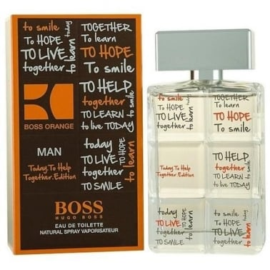 Hugo Boss Orange Charity For Men - 40ml Eau De Toilette Spray.